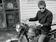 In scooter con Bob Dylan verso Piazza del Popolo