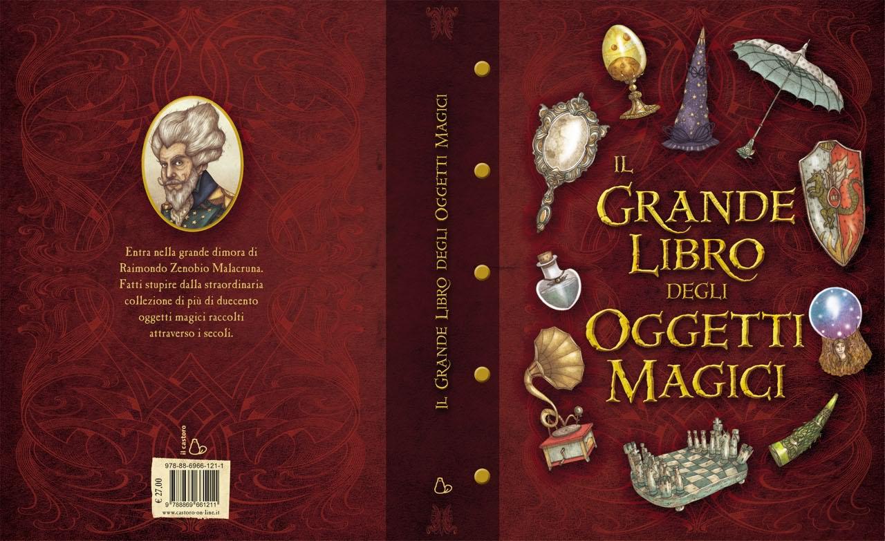 Il collezionista di oggetti magici for Regalo oggetti usati