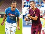 Serie A: tocca a Napoli e Roma, cercasi l'anti Juventus