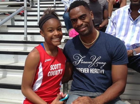 Arrestato presunto assassino figlia 15enne di Tyson Gay