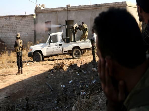 Isis, cade Dabiq: loro simolo in Siria