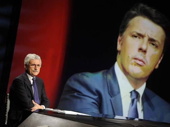 Renzi: referendum è su futuro Paese non sul mio