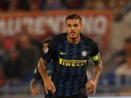 «Togliti la fascia pagliaccio», la curva nord dell'Inter attacca Icardi