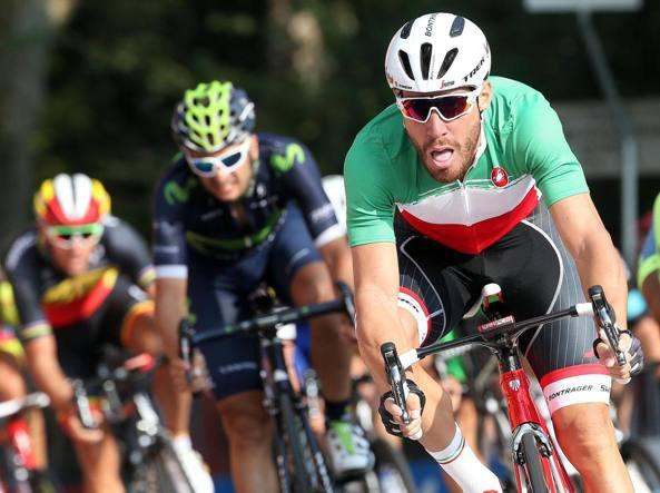 Sagan show, ancora campione del mondo