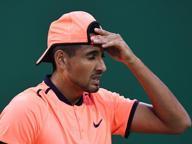 Tennis, il «bad boy» Kyrgios dice sì allo psicologo: punizione ridotta da otto a tre settimane