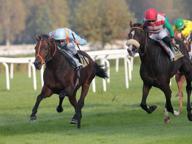 Ippica, show al Jockey club: Ventura Storm conquista San Siro, 4° Dettori