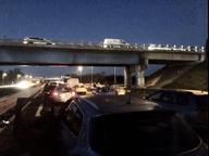 Assalto con mitra a portavalori Terrore sull'autostrada A27foto