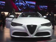 Giulia vince il premio «Auto Europa»