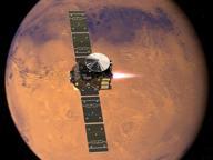 La sonda europea ExoMars in arrivo sul Pianeta rosso