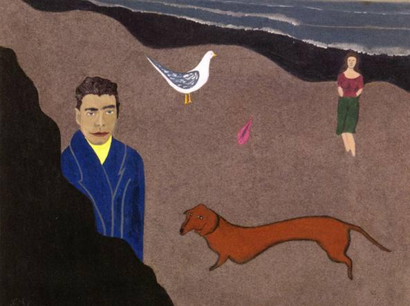 William N. Copley, «Rosarita Beach», 1948