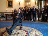 Stati Uniti: il fotografo di Barack Obama, Pete Souza «Tra le 2 milioni di foto dei suoi otto anni da presidente, ecco le mie preferite»