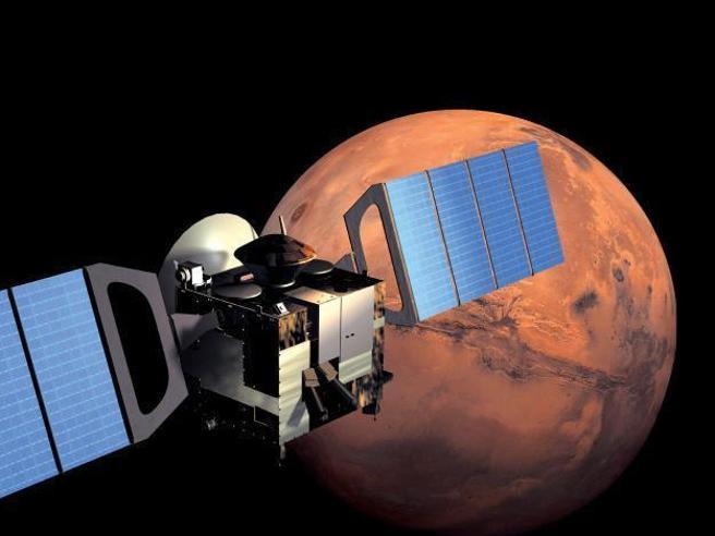 ExoMars è arrivato sul Pianeta rossoSilenzio da Marte |  mistero sulla sorte della nostra