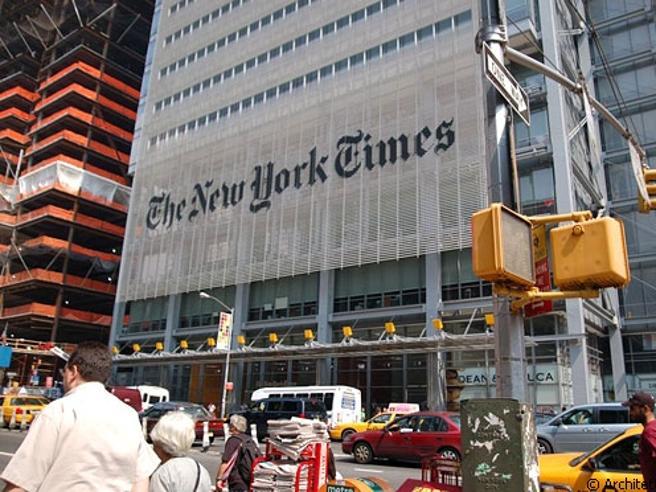 Non accessibile  il sito del New York Times In Rete: attacco  hacker