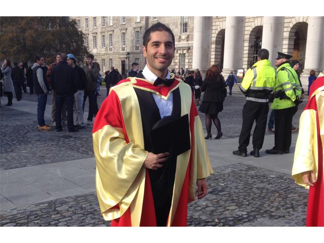 Irlanda, il prof più amato  è un ricercatore italiano