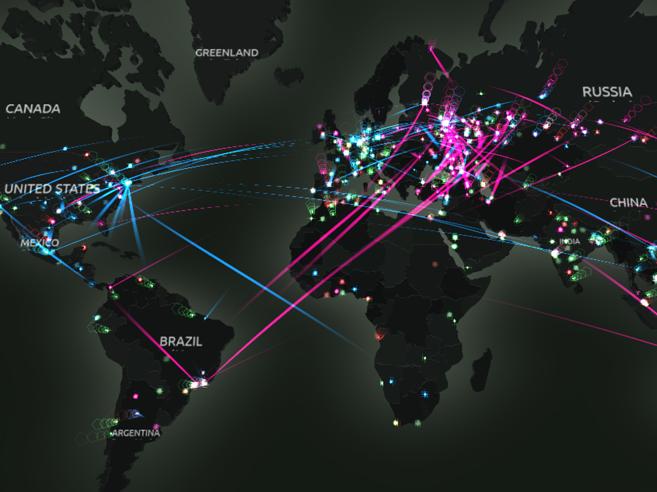 Attacco hacker agli Stati Uniti, per tre ore giù Spotify e Twitter