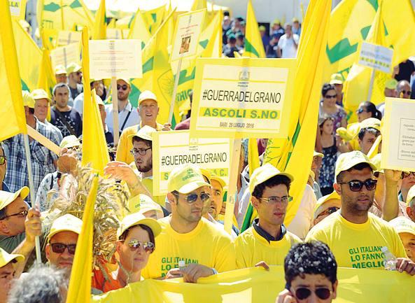 Le Raegioni del Cuore, Coldiretti Molise alla manifestazione di Ancona