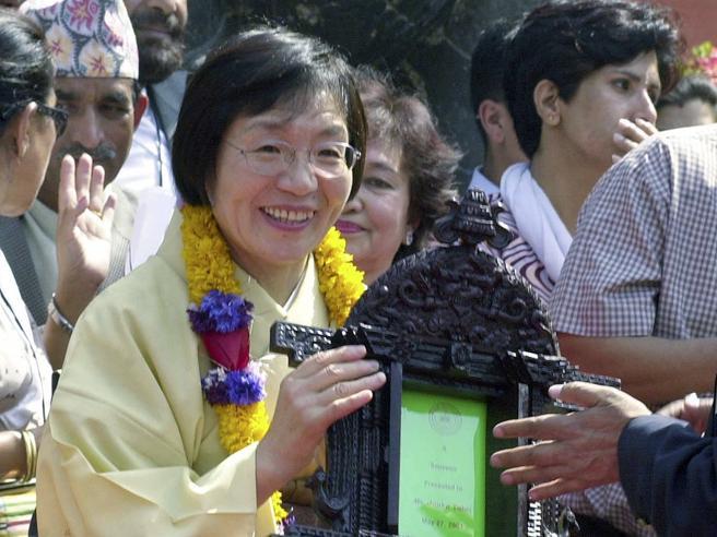 Addio a Junko Tabei, prima donna a scalare l'Everest Foto