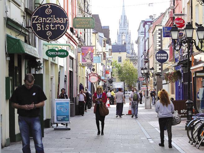 L'invisibile muro di Cork che divide gli irlandesi in ricchi e poveri