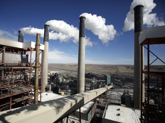 Livelli record di anidride carbonicaCosa succede al nostro pianeta