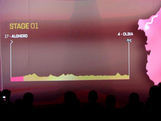 Giro d'Italia 2017, tutte le tappe dell'edizione n. 100 della Corsa Rosa