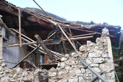 Terremoto in centro italia oltre 530 repliche tra marche for Gli interni delle case piu belle d italia