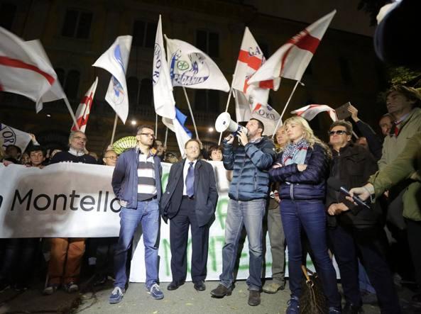 Migranti: Salvini, anche forze ordine disobbediscano