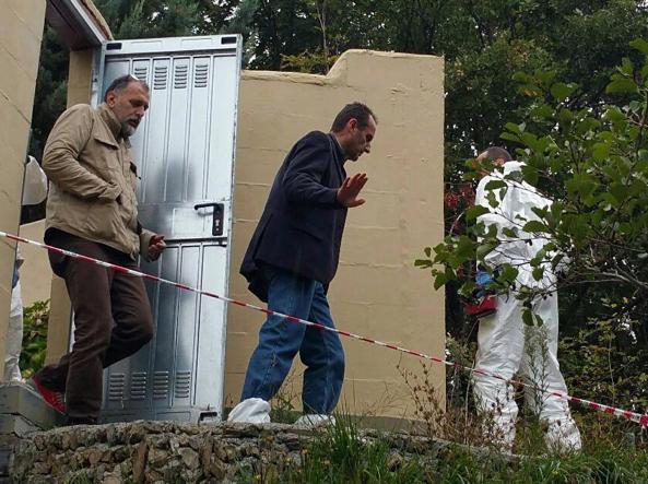 Trovato decapitato nel bosco a Lumarzo: arrestato il nipote