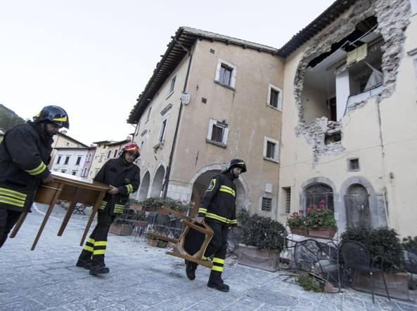 Terremoto: non confermata magnitudo 6.5 da INGV
