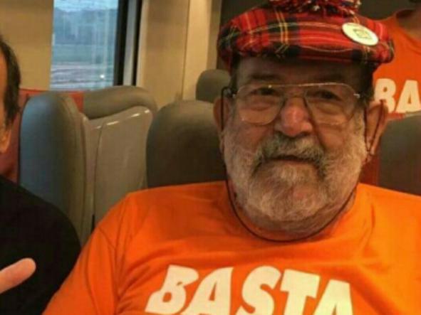 Ginetto, il falso Umberto Eco: