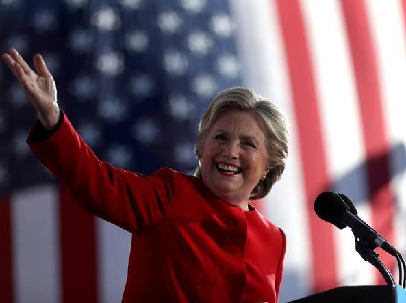 Hillary Clinton (Afp)