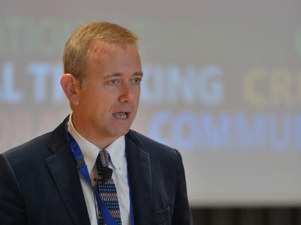 Carlo Purassanta, amministratore delegato Microsoft Italia