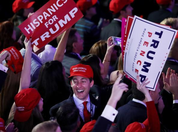Elezioni Usa: Clinton favorita a 1,40, ma Trump si avvicina
