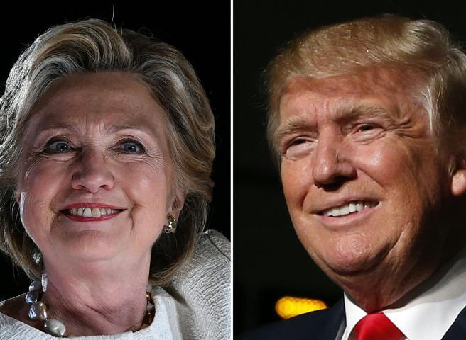 Elezioni presidenziali Usa 2016Trump   ipoteca la Casa Bianca: MappaClinton non parla. «Non è finita qui»
