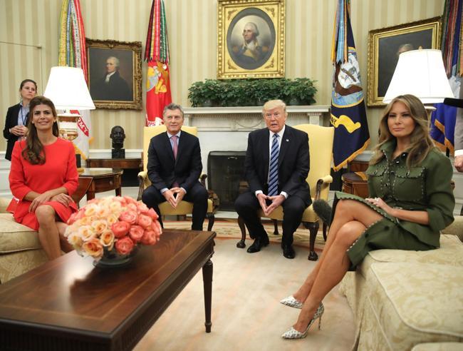 Melania Trump, tutti i look della first lady