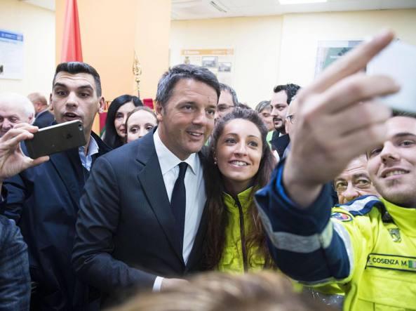 Giancarlo Luciani, presidente Anpi Latina: ''Renzi è peggio del Duce''