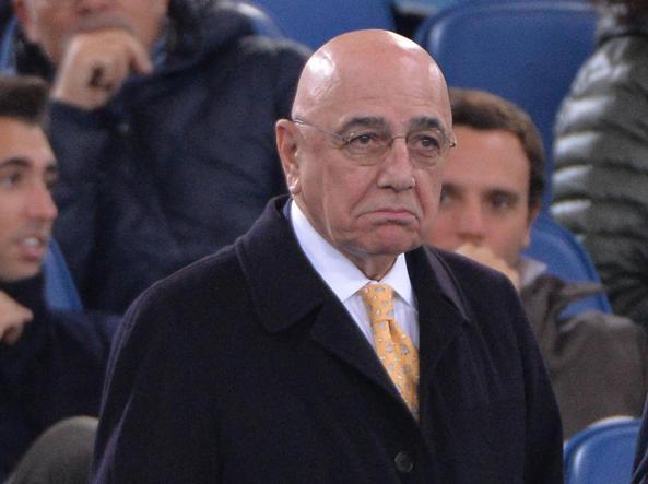 A Galliani scende una lacrima: il malinconico