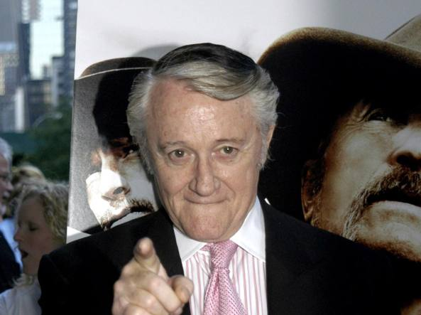 Morto Robert Vaughn: addio al Lee dei Magnifici Sette
