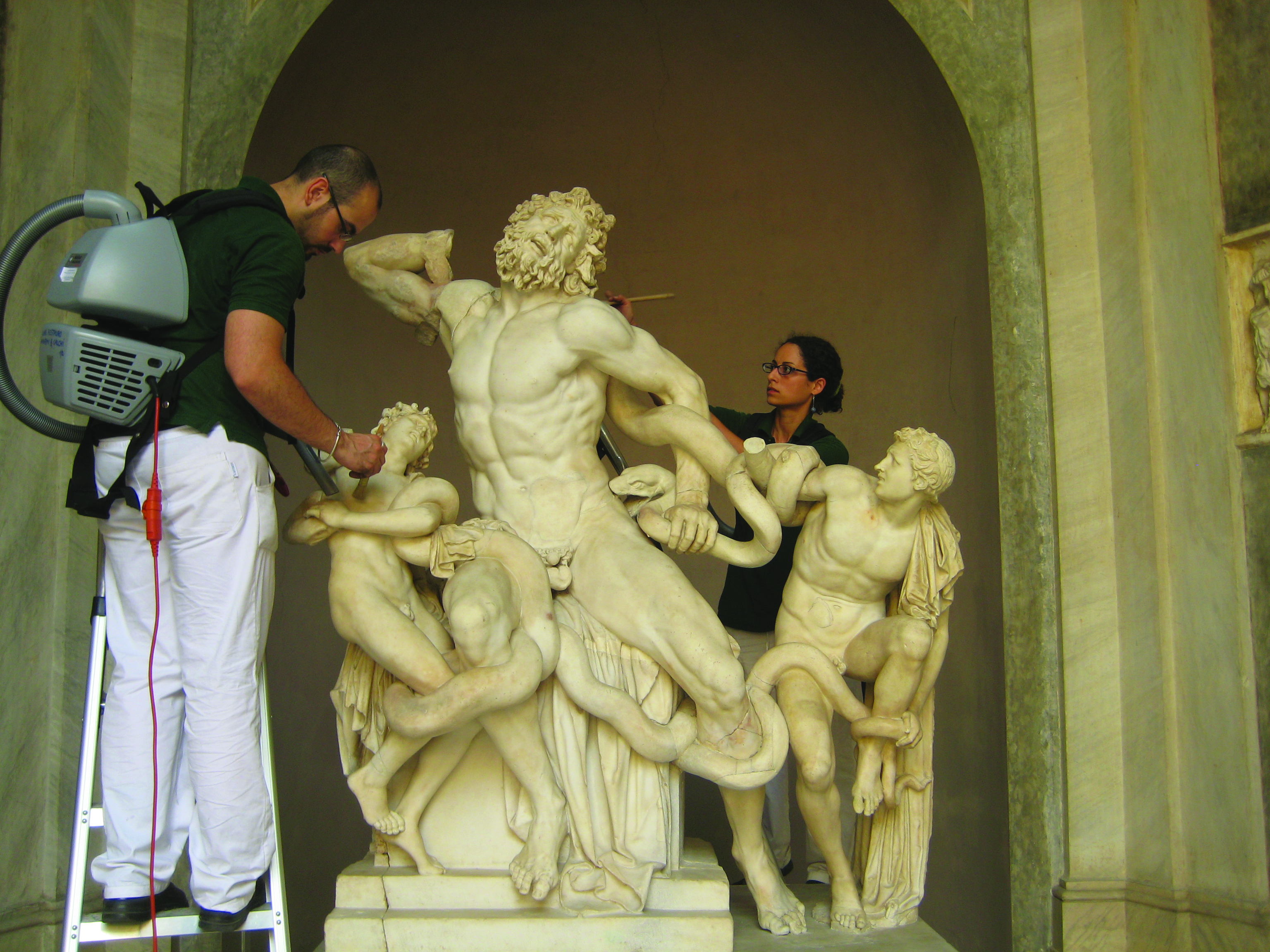 Secondo Beppe Grillo i Musei Vaticani sono nel comune di Roma