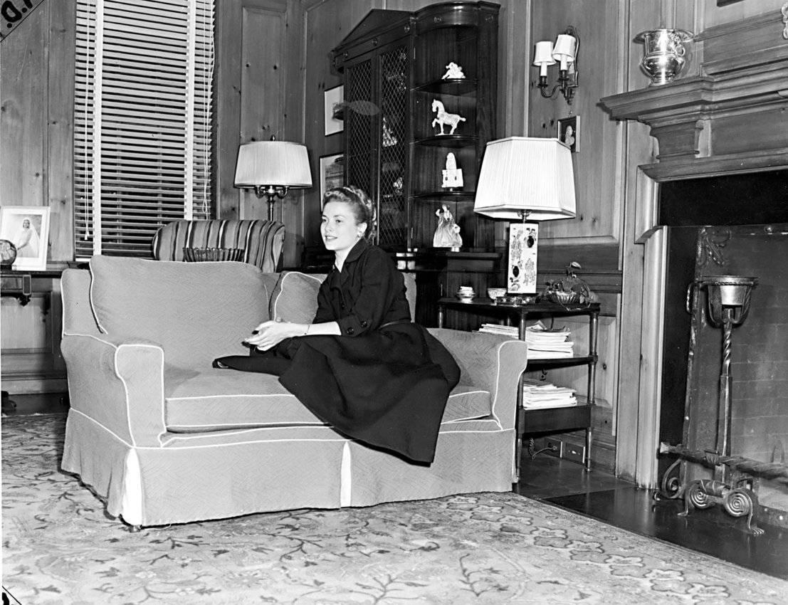 Alberto Ricompra La Casa Di Grace Kelly A Philadelphia