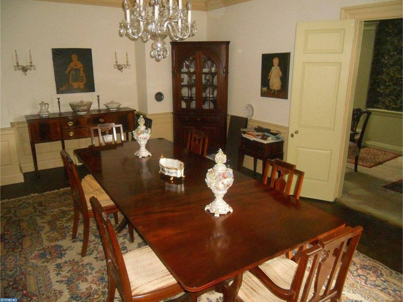 Alberto Ricompra La Casa Di Grace Kelly A Philadelphia Corriere.it #653517 1280 960 Come Addobbare Una Sala Da Pranzo Per Natale