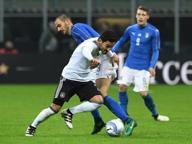Italia-Germania 0-0: gli azzurri giocano alla pari con i tedeschi