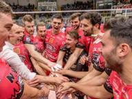 Pallavolo maschile: mercoledì Perugia gioca la partita di andata di qualificazione in Champions League