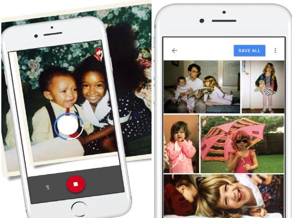 Google lancia PhotoScan: ecco come riportare in vita vecchie foto
