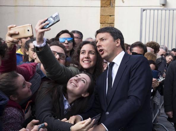 Renzi, sgravio totale per le assunzioni al sud per il 2017