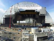 Chernobyl ha un nuovo «sarcofago»: iniziato lo spostamento della copertura