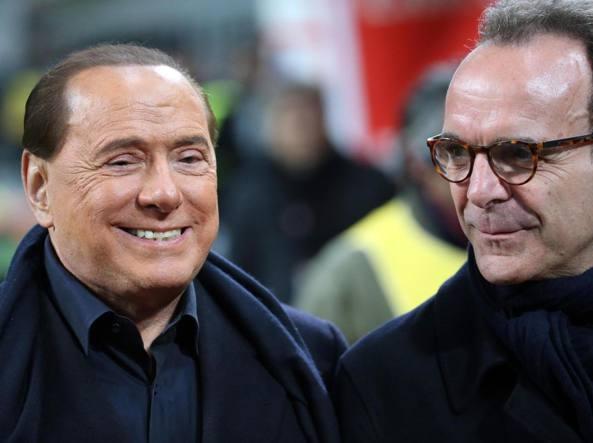 Berlusconi: Renzi unico vero leader. Parisi? Risorsa utile