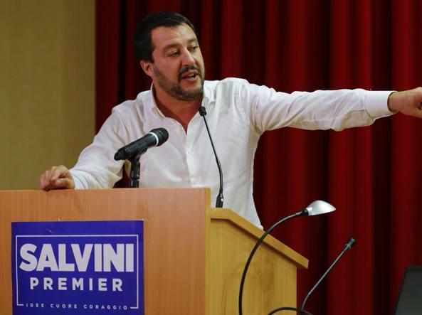Salvini leader del centrodestra? Il progetto sovranista della Lega Nord