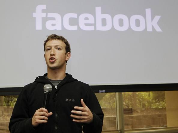 Facebook: Mark Zuckerberg delinea misure per combattere le notizie false