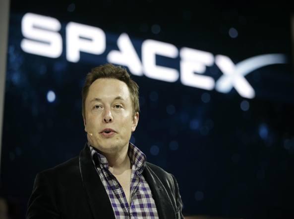 SpaceX, 4mila satelliti per internet dallo spazio