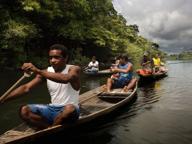Emanuela e la vita in tribù nel cuore dell'Amazzonia